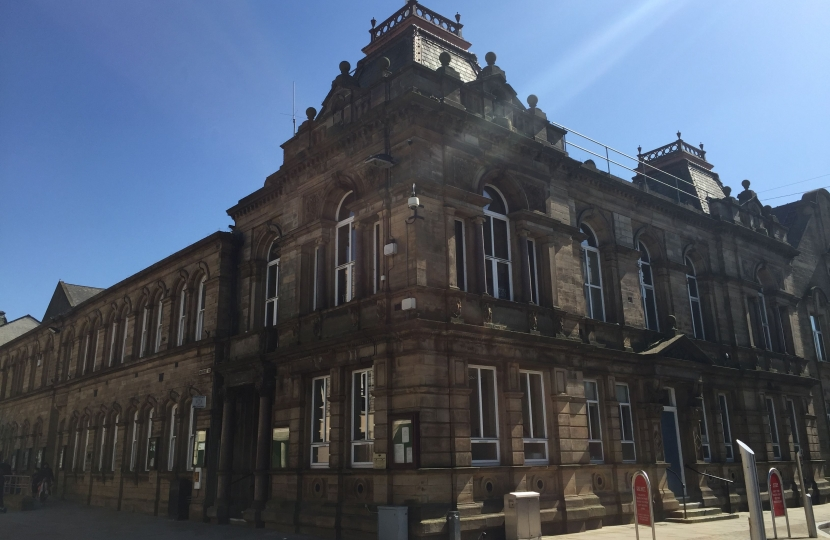 Pendle Borough Council - Town Hall
